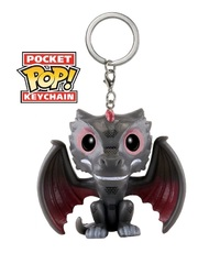 Game of Thrones - Drogon Pocket Pop! Key Chain image
