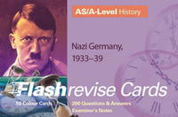AS/A-level History: Nazi Germany 1933-39 by Geoff Stewart image