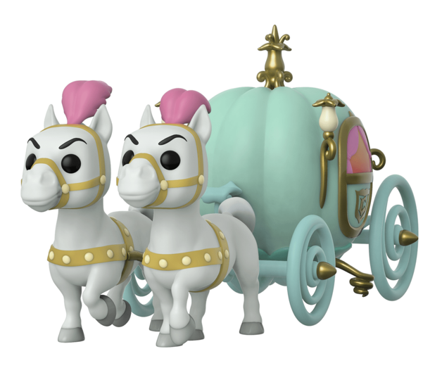 Disney's Cinderella: Magic Carriage - Pop! Ride Figure