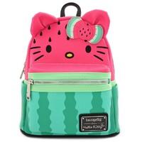 Loungefly: Hello Kitty - Watermelon Mini Backpack image