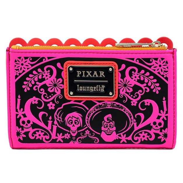 Loungefly: Pixar Coco - Diecut Party Flags Wallet