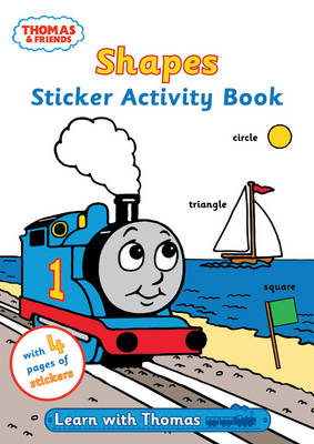 Shapes: Sticker Activity Book image
