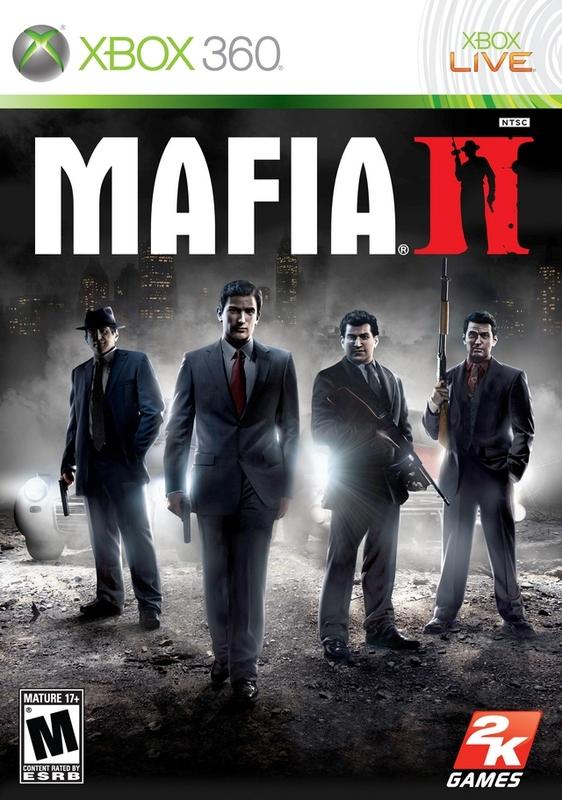 Mafia II for Xbox 360