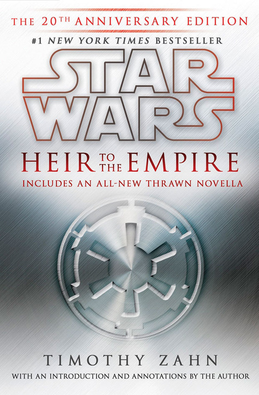 Star Wars: Heir to the Empire: The 20th Anniversary Edition by Timothy Zahn