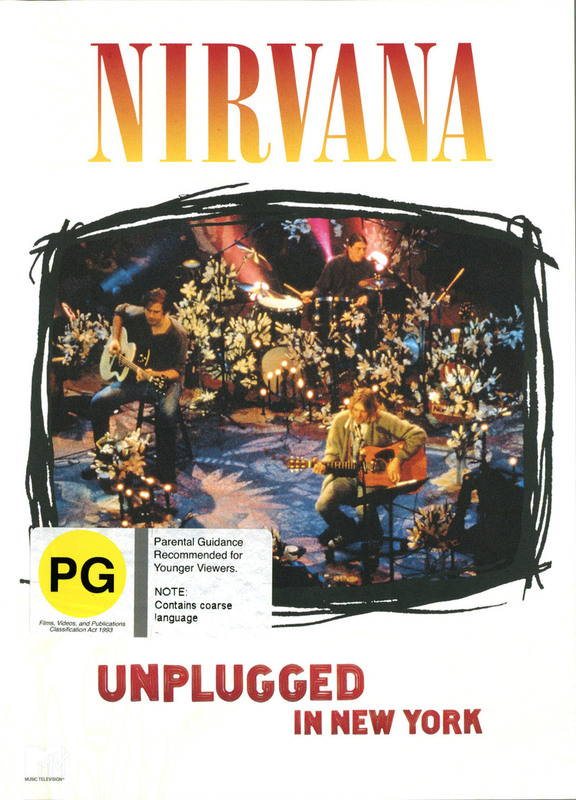 Nirvana - MTV Unplugged In New York on