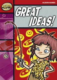 Rapid Stage 2 Set B: Great Ideas! (Series 2) by Alison Hawes