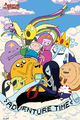 Adventure Time Maxi Poster - Clouds (115)