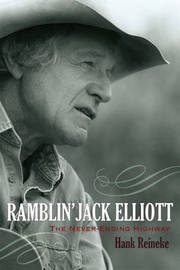 Ramblin' Jack Elliott by Hank Reineke image