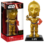 Star Wars: C-3PO Wacky Wobbler Bobble Head