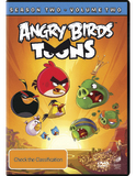 Angry Birds Toons - Season 2: Volume 2 DVD