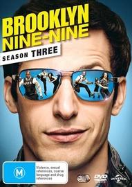 Brooklyn Nine-Nine - Season Three on DVD