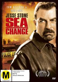 Jesse Stone: Sea Change on DVD