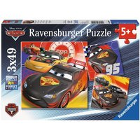 Ravensburger: Adventure on the Road - 3x49pc Puzzle