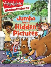 Jumbo Book of Hidden Pictures image