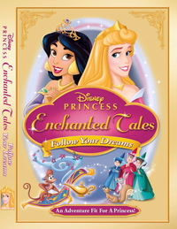 Disney Princess - Enchanted Tales: Follow Your Dreams on DVD image