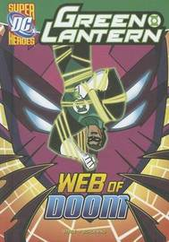 Green Lantern: Web of Doom by Michael Anthony Steele