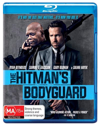 The Hitman's Bodyguard on Blu-ray image