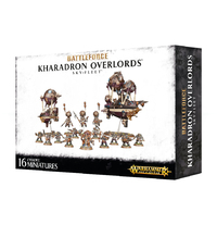 Warhammer Age of Sigmar Battleforce: Kharadron Overlords Sky-fleet
