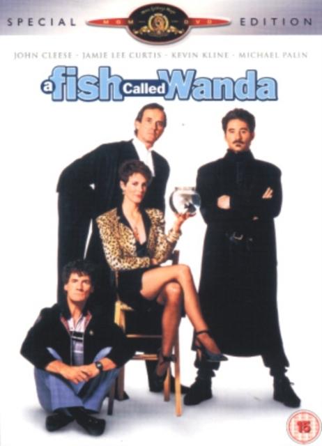 A Fish Called Wanda on DVD