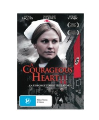 Courageous Heart on DVD