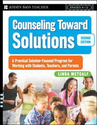 Counseling Toward Solutions by Linda Metcalf image