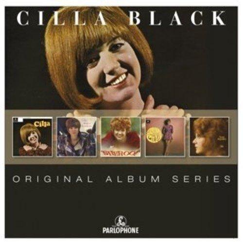 5 Albums in 1 - Original Album Series by Cilla Black