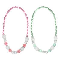 Pink Poppy - Vintage Pearl Necklace (Assorted Designs)