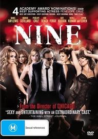 Nine on DVD