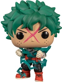 My Hero Academia - Deku Full Cowl (Glow) Pop! Vinyl Figure