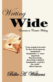 Writing Wide by Billie A Williams image