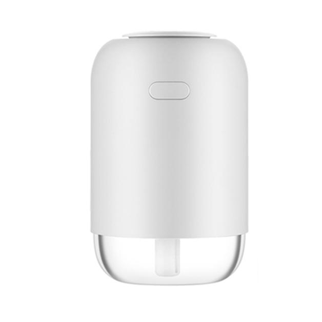 Mini USB-Humidifier & Aroma Diffuser - (White)