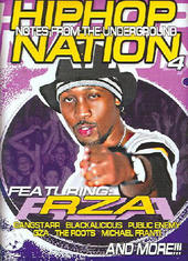 Hip Hop Nation - Vol. 4 on DVD
