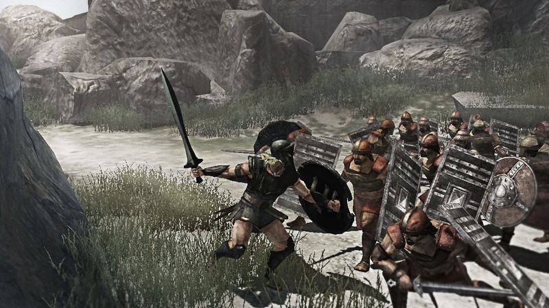 Warriors: Legends of Troy for Xbox 360 image