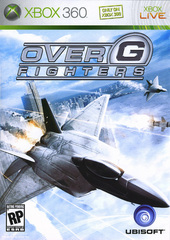Over G Fighters for X360