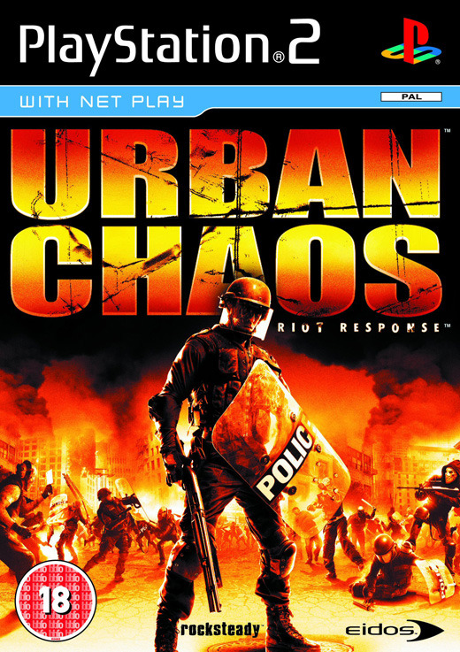 Urban Chaos: Riot Response for PlayStation 2