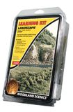 Woodland Scenics Landscaping kit