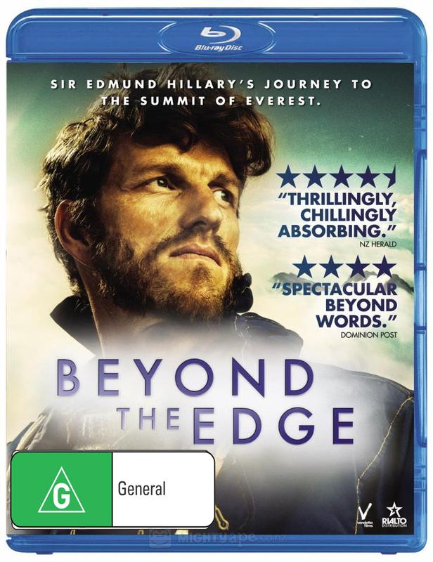 Beyond The Edge on Blu-ray