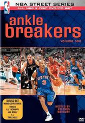NBA Street Series: Ankle Breakers on DVD