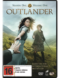 Outlander - Season 1: Volume 1 DVD