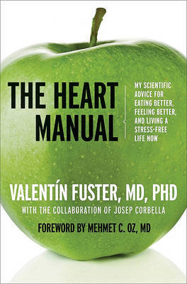 The Heart Manual by Valentin Fuster image
