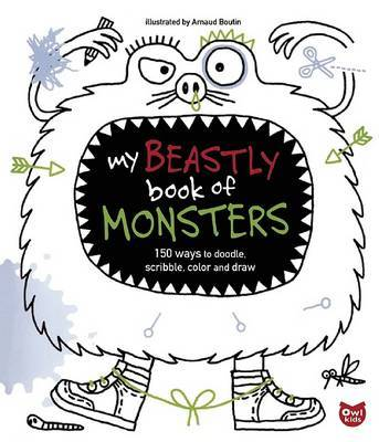 My Beastly Book of Monsters image