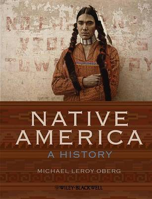 Native America - a History by Michael Leroy Oberg image