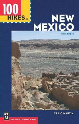 100 Hikes in New Mexico by Craig Martin image