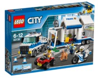 LEGO City: Mobile Command Center (60139) image
