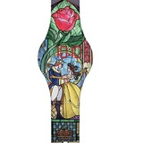 Beauty & the Beast: Stained Glass Final Frame - LED Watch