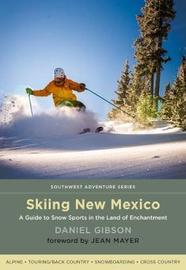 Skiing New Mexico by Daniel Gibson image