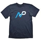 Team NP Navy T-Shirt (Small)