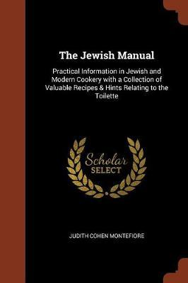 The Jewish Manual by Judith Cohen Montefiore image
