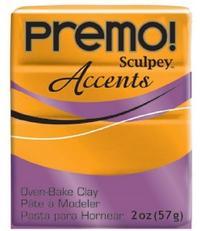 Sculpey Premo Accent Gold (57g)