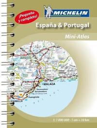 Spain & Portugal - Mini Atlas